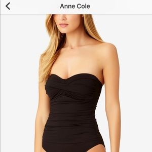 Anne Cole one piece swimsuit